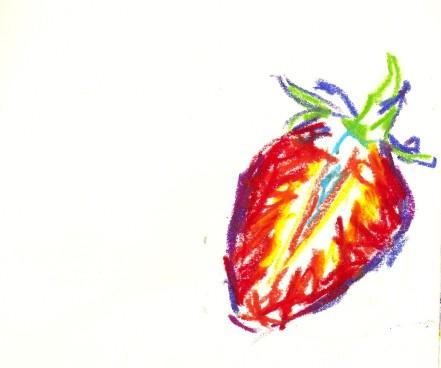 strawberry half 2