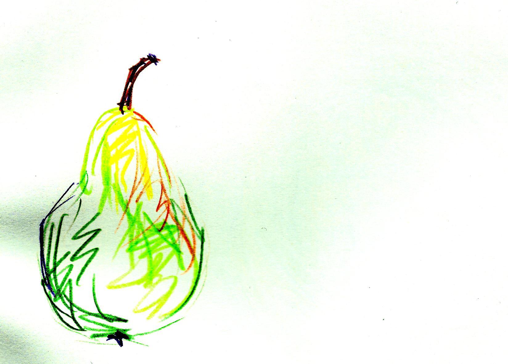 Pear And Poppy Tart