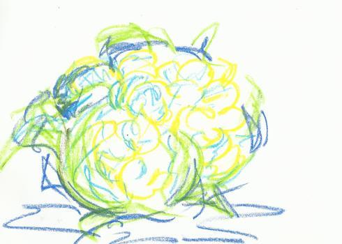 cauliflower, whole
