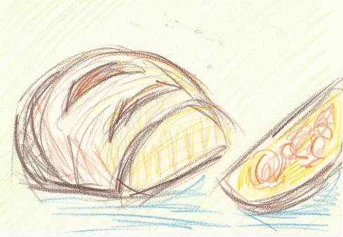 gontran pain au cidre