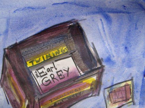 earl grey, twinings