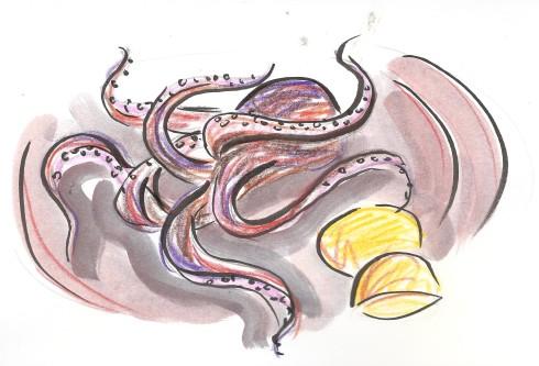 octopus lisbon