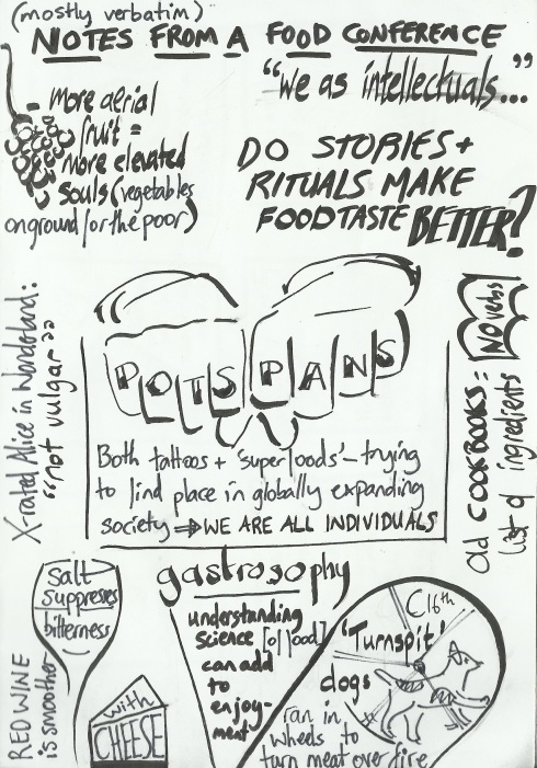 notes from a food conference